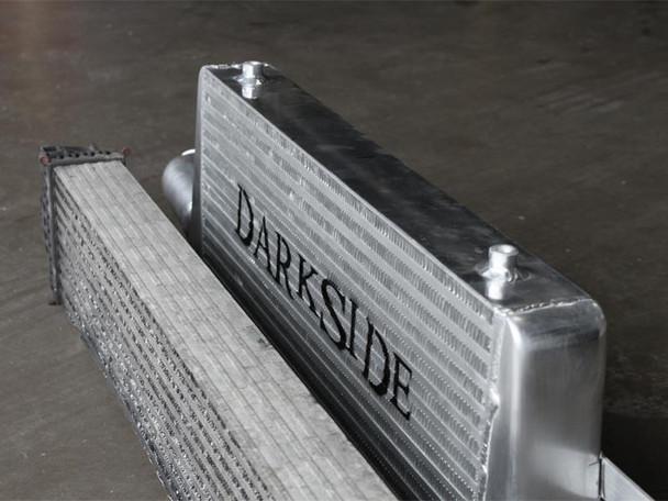 Darkside Front Mount Intercooler (FMIC) for 2.0 TDI & TFSI / 2.7 & 3.0 TDi Audi B8 / MLB Platform
