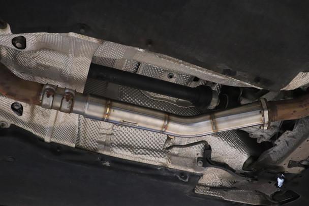 CAT Delete Pipe for Audi A6 / A7 C7 Platform 3.0 V6 TDI Engines