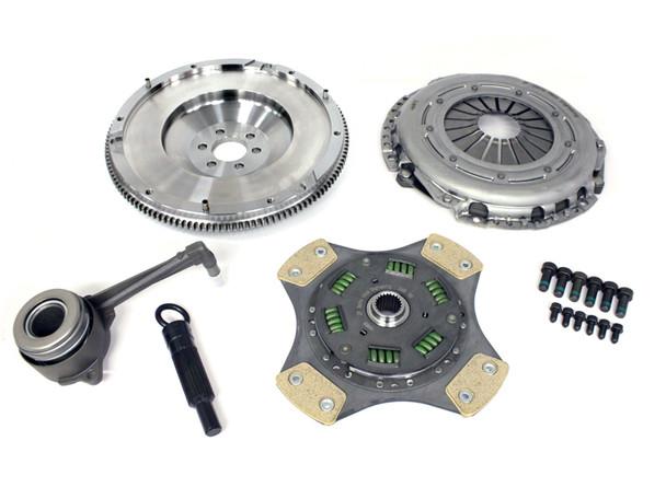 Darkside Billet Single Mass Flywheel (SMF) & Clutch Kit for VW 02Q 6 Speed
