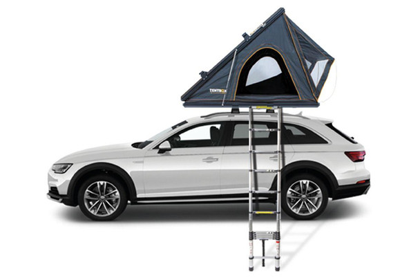 TentBox CARGO Aluminum Hard Shell Roof Tent