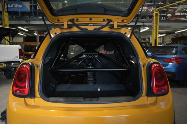 Mini F56 – Bolt In Half Cage