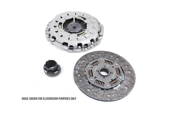 LuK 3 Piece Clutch Kit for BMW Vehicles with M57 / M62 Engines
