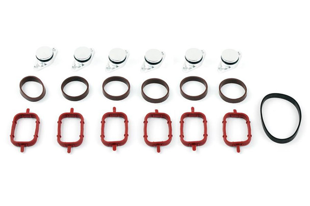 Swirl Flap Delete Kit for BMW 6 Cylinder M57N / M57N2 Engines