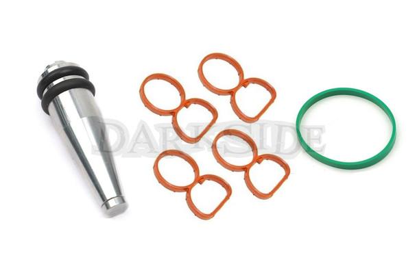 BMW 4 Cylinder N47 / N47S Engine Aluminium Swirl Flap Delete Kit