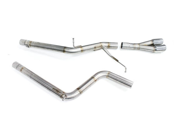 Darkside VW Caddy MK4 Cat-Back Exhaust System (2WD Maxi Models Only)