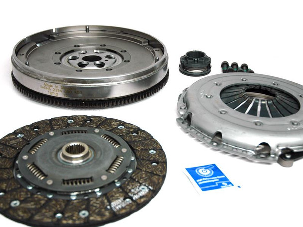Sachs 1.9 TDi Dual Mass Flywheel and Clutch Kit for VW Passat, Audi A4 and Audi A6 (B5 Platform)