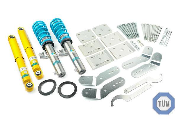 Bilstein Lowering Kit for VW Caddy 2K - TUV Approved
