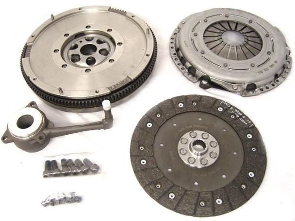 Sachs 1.9 TDI 6 Speed 02M Dual Mass Flywheel with Sachs SRE Performance Clutch Kit