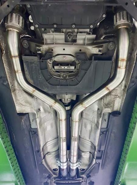 "Audi RS4 / RS5 - B8 / B8.5 4.2 V8 2.5"" Non-Resonated Downpipe Kit"