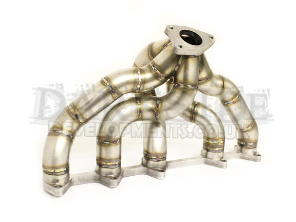 Tubular Manifold for 2.5 TDi Audi A6 AAT 115hp & AEL 140hp with GTB Turbocharger