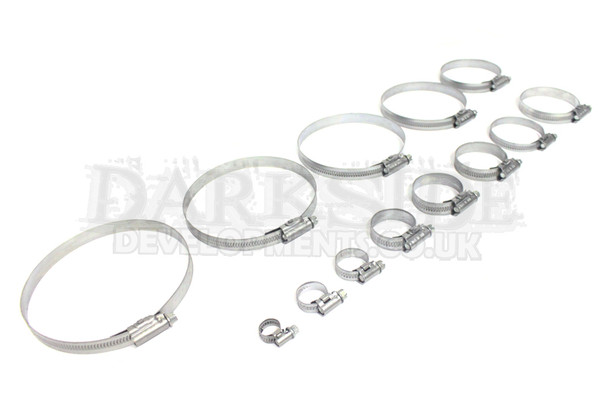 Mikalor Stainless Steel Jubilee Clamps