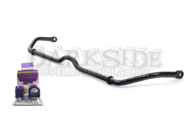 Genuine VW Golf Mk4 23mm Front Anti Roll Bar with Powerflex Bushes