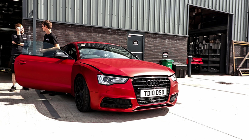Its been a while... and BIGGER Big Turbo Updates - AUDI A5 3.0 TDI QUATTRO PROJECT