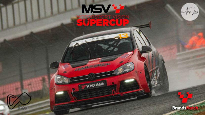 Brands Hatch GP - MSVT SuperCup - 8th May 2021
