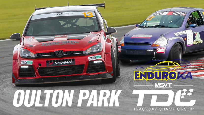 Oulton Park - MSV Trackday Championship / EnduroKA - 8th August 2020