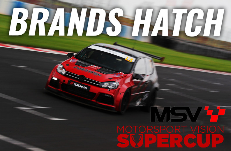 Brands Hatch Indy - MSV SuperCup - 12th September
