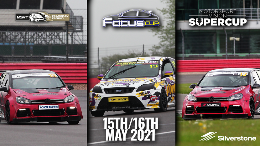 Silverstone National - Focus Cup + TDC + TDT - 15th-16th May 2021