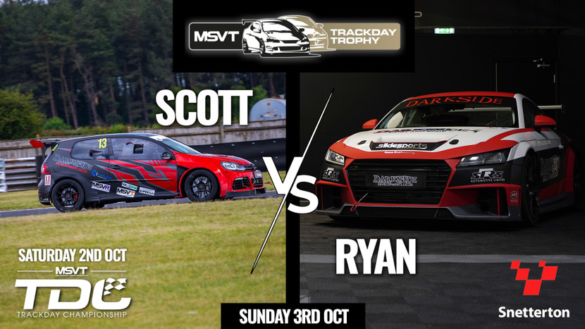 Silverstone GP - MSVT SuperCup - 15th August 2021