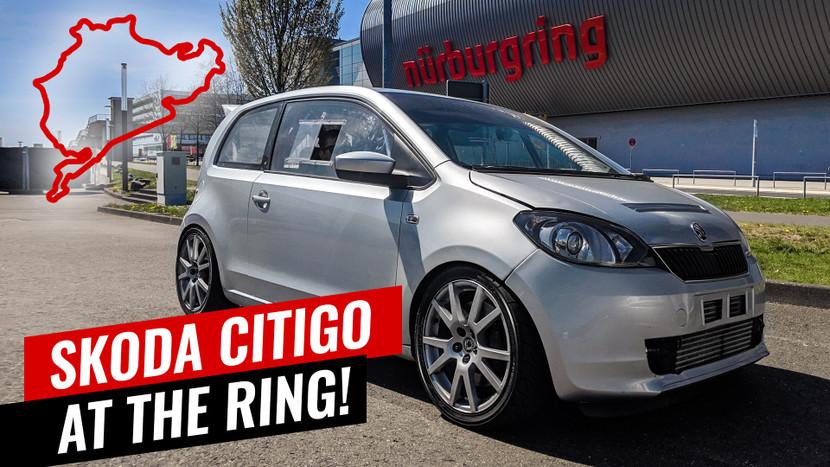 CitiGo at the Ring