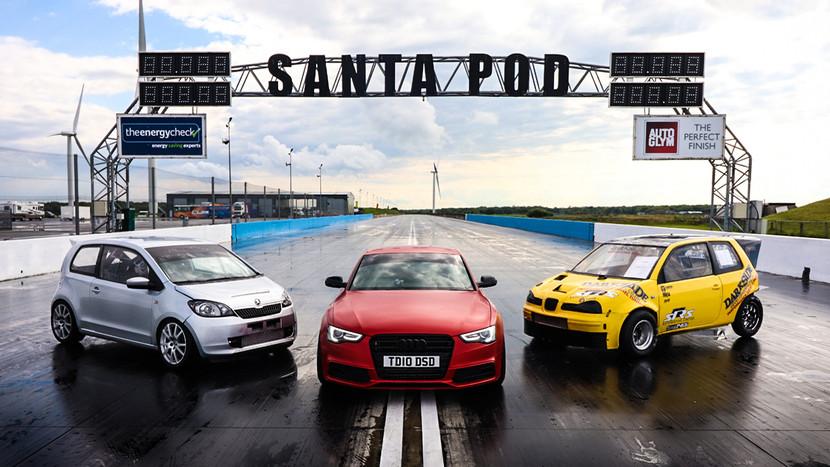 New Diesel FWD World Record - Santa Pod - 28th & 29th May 2019
