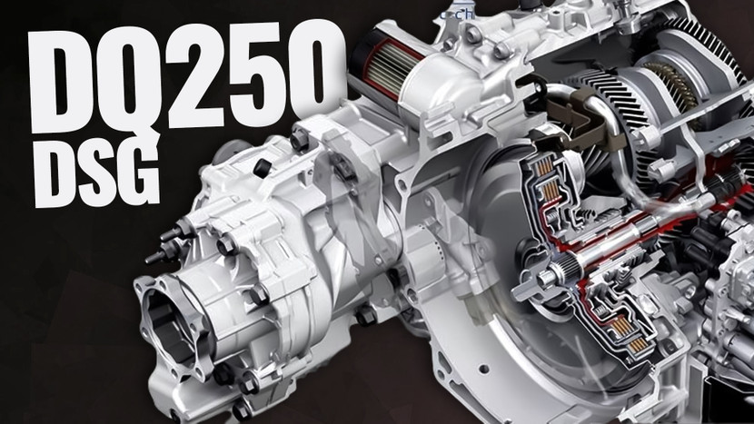 DQ250 - Servicing / Replacements & Upgrades