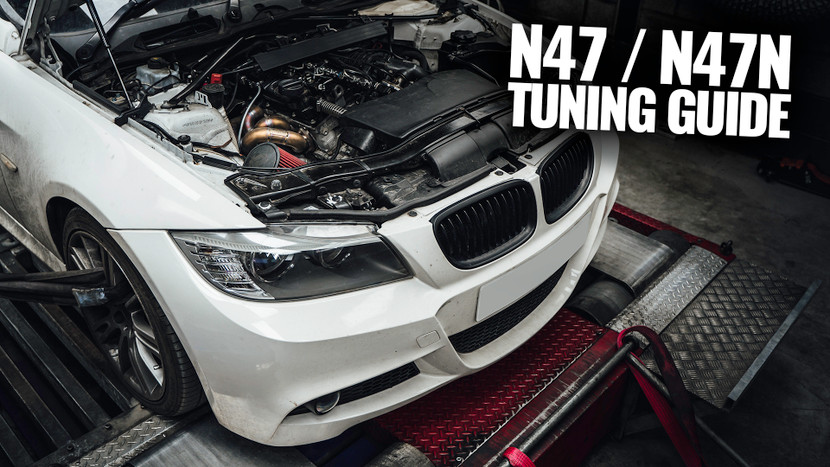 Tuning the BMW x16d / x18d N47 / N47N 2.0 Diesel Engine