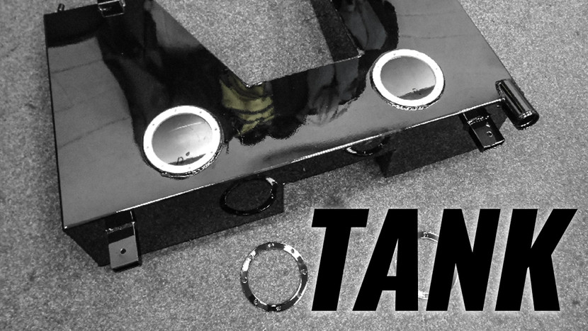 Tank and Floor - SRS 2.0 CR TDI DQ500 4-Motion Caddy Build - Part 7