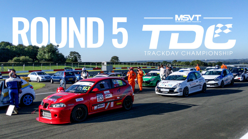 Silverstone GP - 18th August 2019 - Round 5 - MSV Trackday Trophy