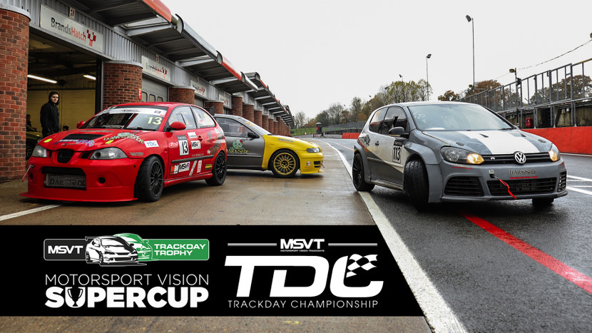 MSV End of Season Event - Trackday Trophy and SuperCup - Brands Hatch Indy - 16th November 2019