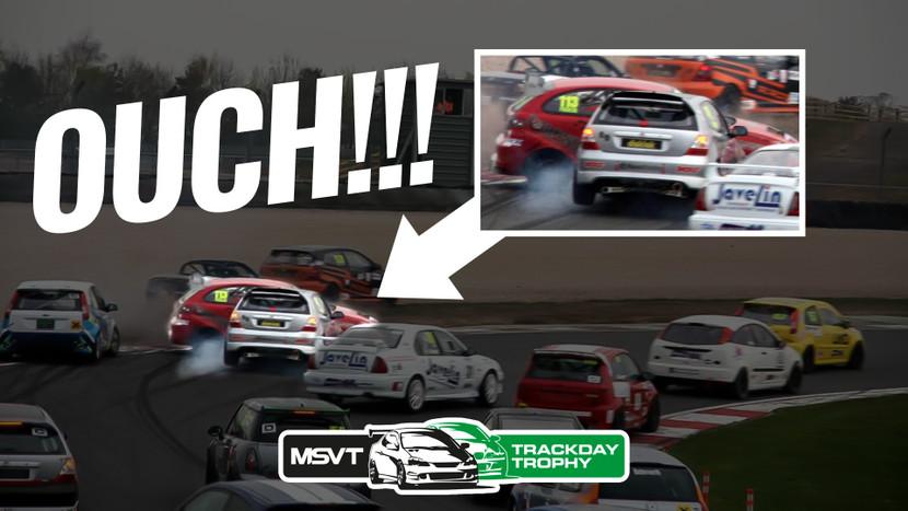 Donington Park - 7th April 2019 - MSV Trackday Trophy