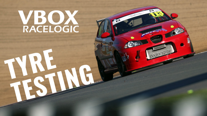 Using a Racelogic VBOX HD2 for Tyre Testing