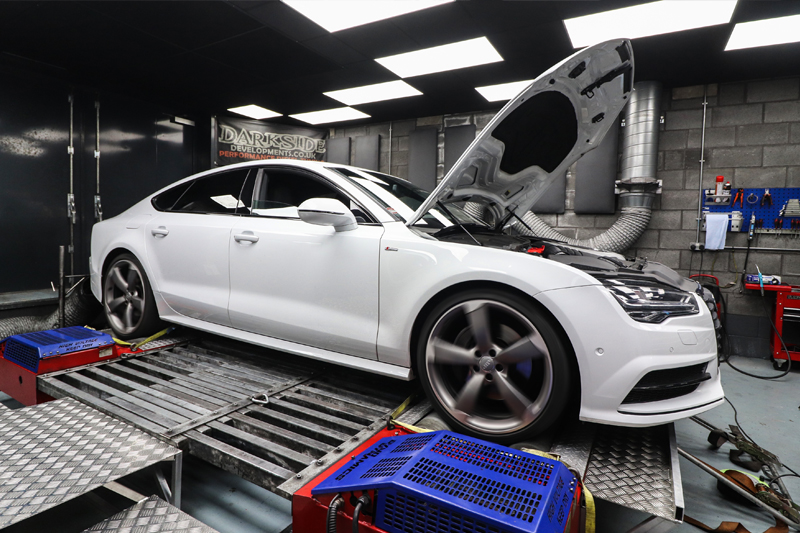 Darkside Developments - Our New Dyno Cell / Rolling Road