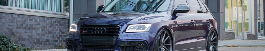 Audi SQ5 - CGQB 3.0 TDI CR - QDE 8 Speed Automatic - ~375bhp & 550+Ft/Lbs