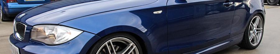 BMW E81 123d - N47D20T0 2.0 16v CR - GS6-53DZ 6 Speed Manual - 250bhp & 375Ft/Lbs