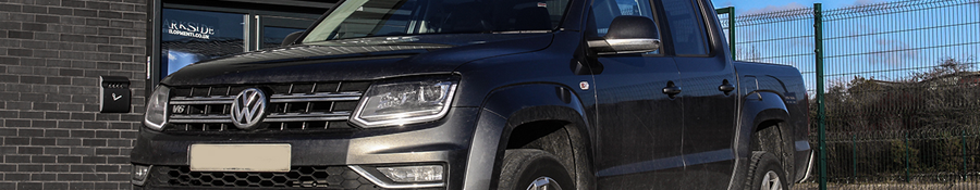 VW Amarok - DDXC 3.0 TDI CR - RMK 8 Speed Tiptronic Automatic - 300bhp & 500Ft/Lbs