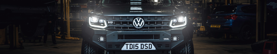 VW Amarok - DDXC 3.0 TDI CR - SZG ZF 8HP 8 Speed Automatic - 303bhp & 510Ft/Lbs