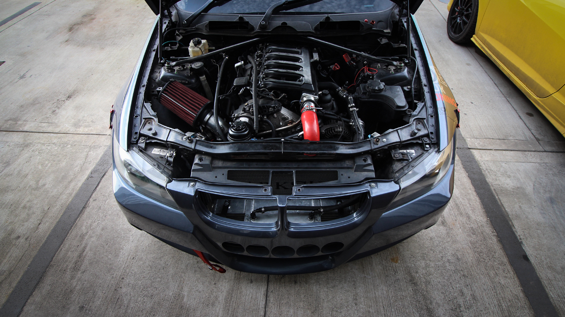 Tuning the BMW M57 Engine - Darkside Developments
