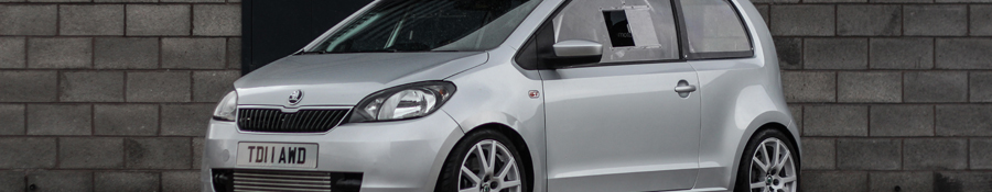 Skoda CitiGo - CFHD 2.0 16v CR - GUC 02M 4-Motion 6 Speed Manual - 360.3bhp & 415Ft/Lbs
