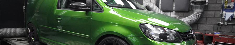 VW  Caddy 2K - ASZ 1.9 8v PD - HDV 6 Speed Manual - ~220bhp & ~350Ft/Lbs