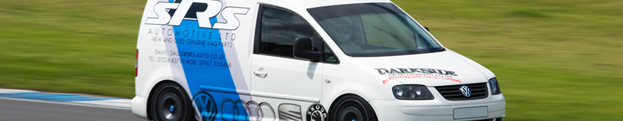 VW Caddy 2K - CFHD 2.0 16v CR - NZS DQ500 7 Speed DSG - 386bhp & 480ft/lbs
