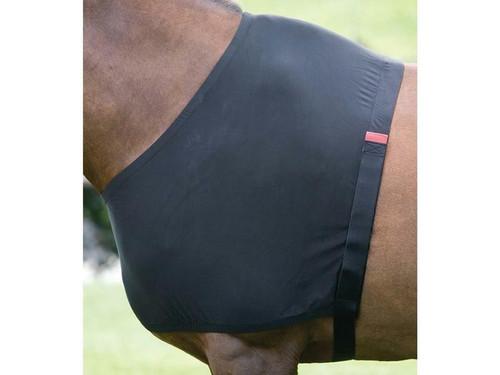 Shires Shires Anti Rub Stretch Vests - Black