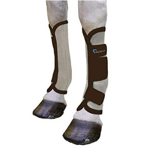 Shires Shires Airflow Turnout Socks - Set of 4