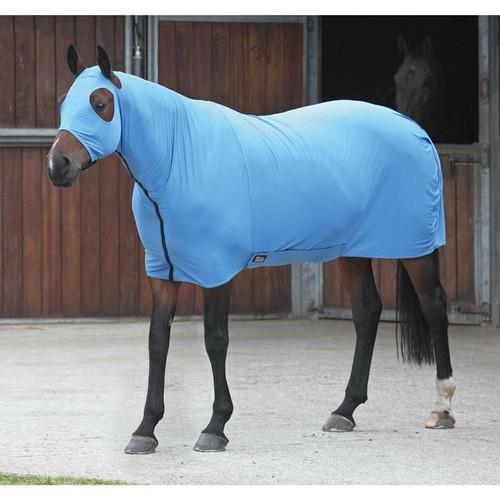 Shires Shires Stretch Body Rug - Blue