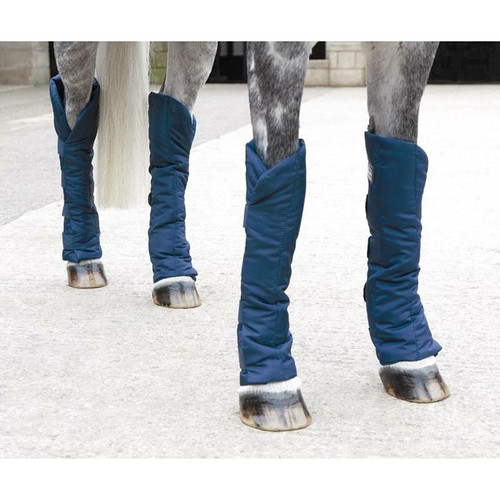 Shires Shires Economy Travel Boots - Set of 4