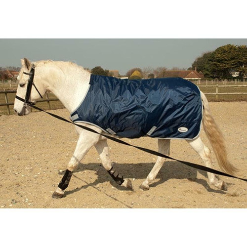 Rhinegold Rhinegold Walker Rugs or Lunging Rugs - Navy