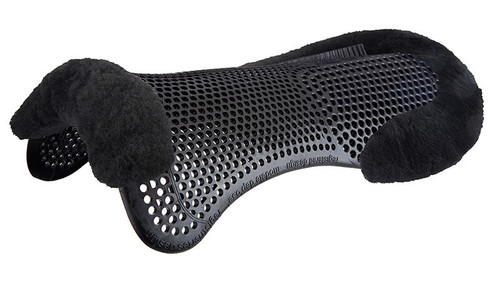 Acavallo Just Gel Lambskin Rear Riser Pads