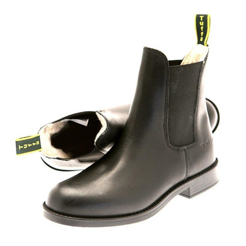 Tuffa Polo Fleece Jodhpur Boots - Child's
