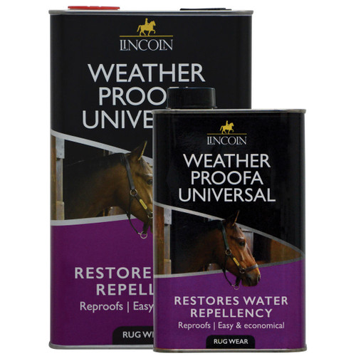 Lincoln Lincoln Weather Proofa Waterproofer - All Sizes