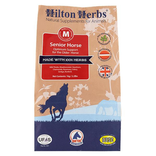 Hilton Herbs Hilton Herbs Senior Horse for the Veteran