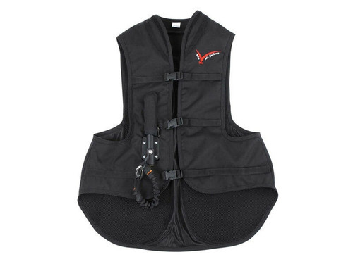Point Two Point Two Adults Air Jackets - Black